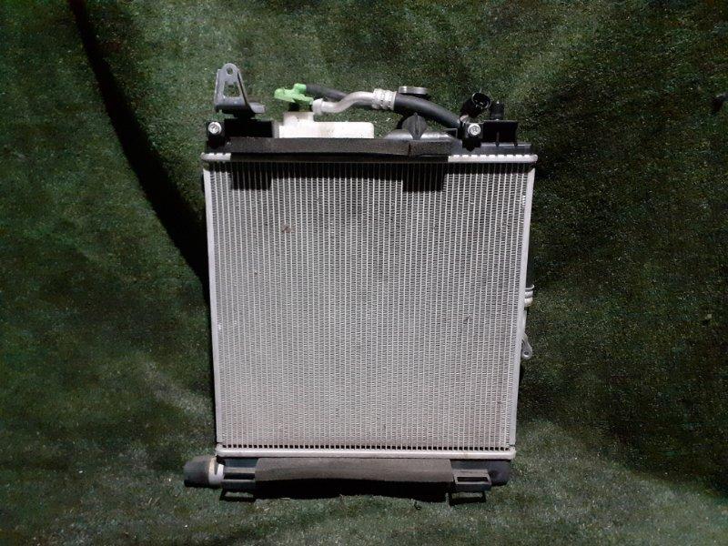 Радиатор Nissan Moco MG33S R06A