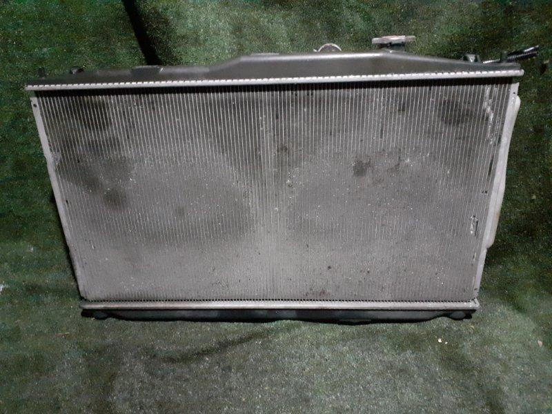 Радиатор Honda Odyssey RB1 K24A