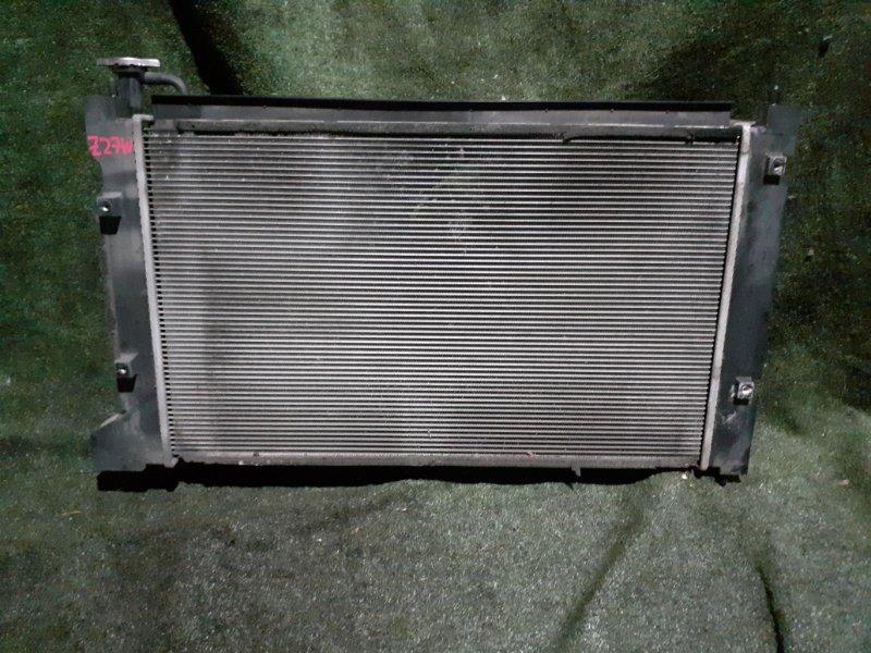 Радиатор Mitsubishi Colt Plus Z27W 4G15T