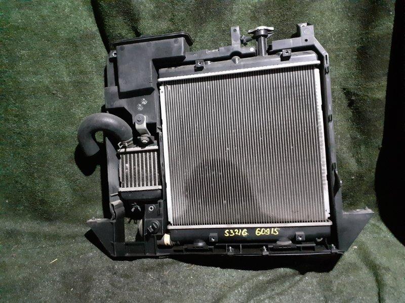 Радиатор Daihatsu Atrai S321G KF-DET