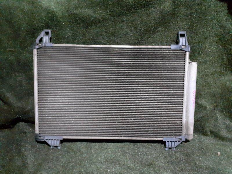 Радиатор кондиционера Toyota Vitz SCP90 2SZ-FE