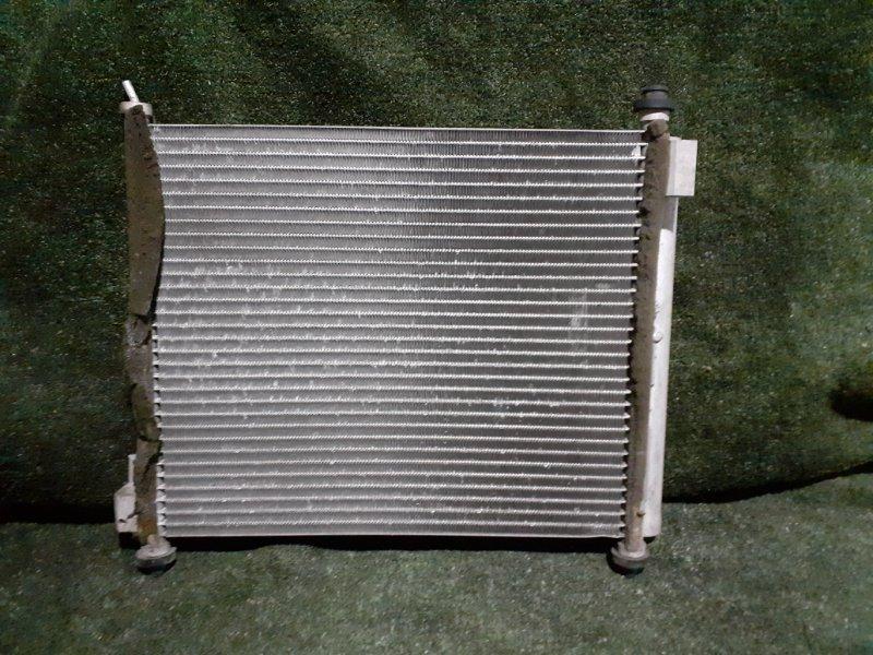 Радиатор кондиционера Suzuki Wagon R MH21S K6A