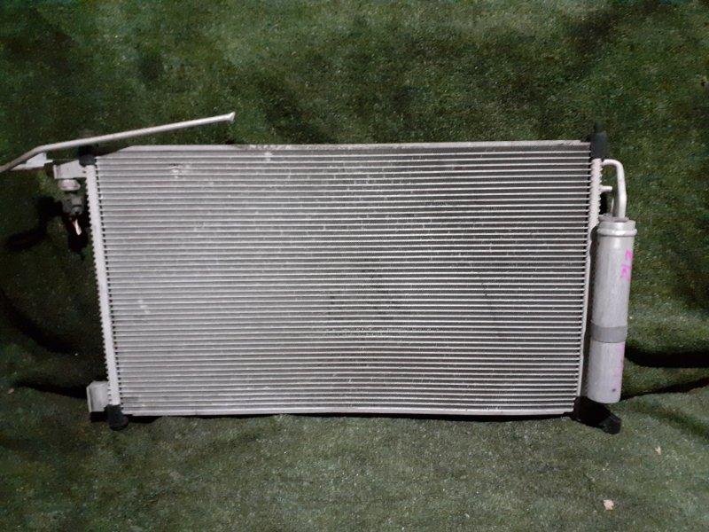 Радиатор кондиционера Nissan Cube Z12 HR15DE