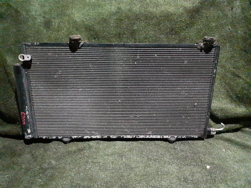 Радиатор кондиционера Toyota Sienta NCP81G 1NZ-FE