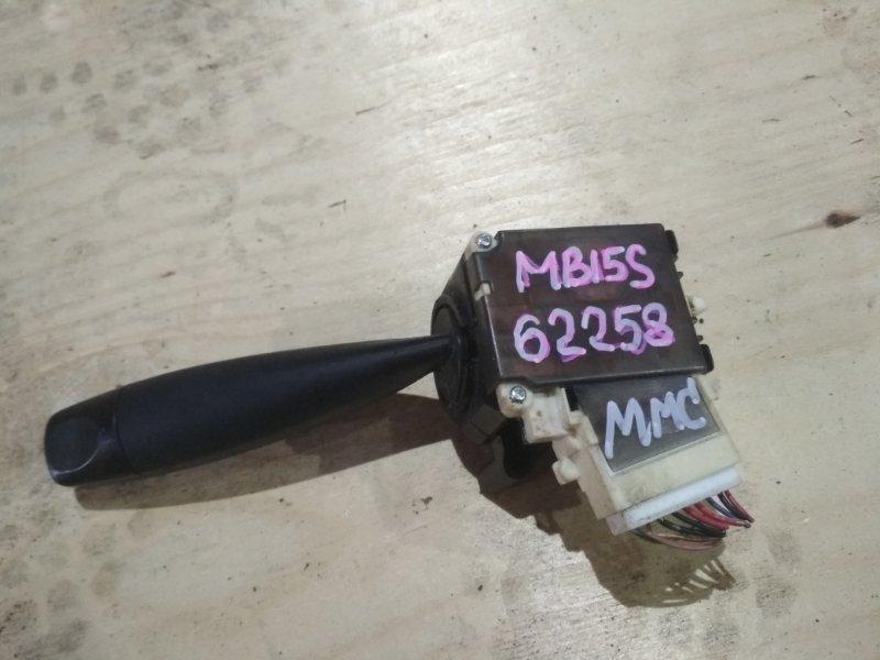 Переключатель поворотов Mitsubishi Delica D2 MB15S K12B правый