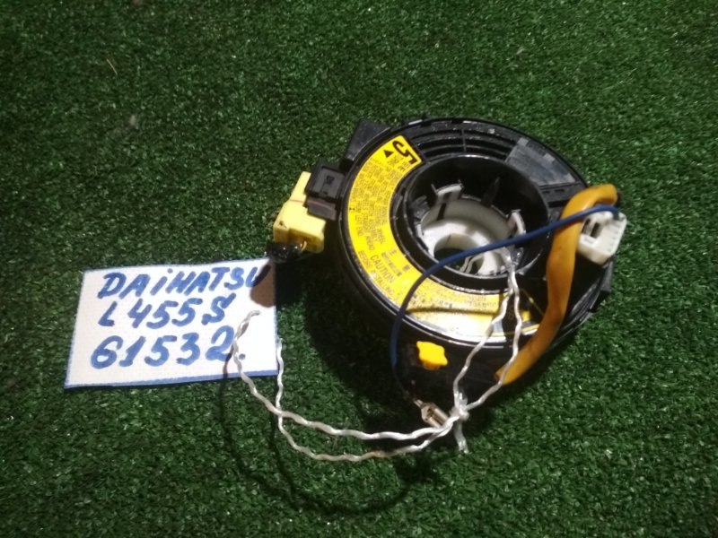 Шлейф-лента air bag Daihatsu Tanto Exe L455S KF