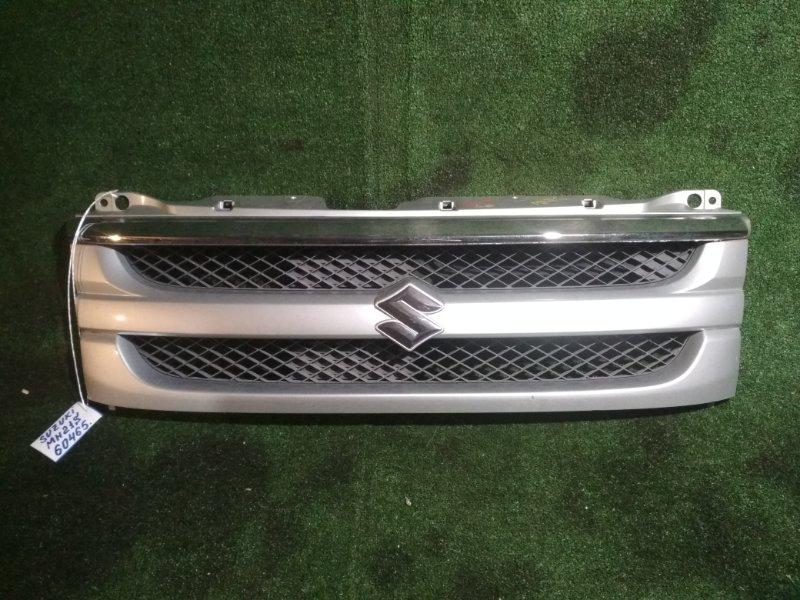 Решетка радиатора Suzuki Wagon R MH21S K6A
