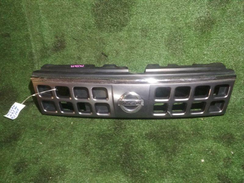 Решетка радиатора Nissan Otti H92W 3G83