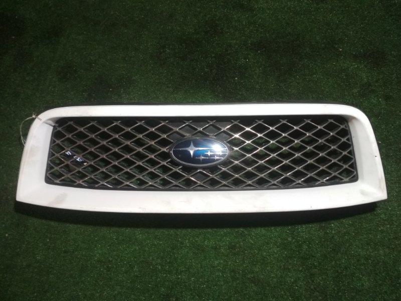 Решетка радиатора Subaru Forester SG5 EJ205