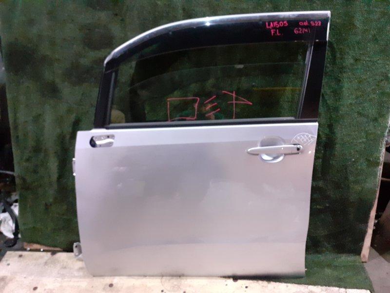 Дверь Daihatsu Move LA150S KF передняя левая