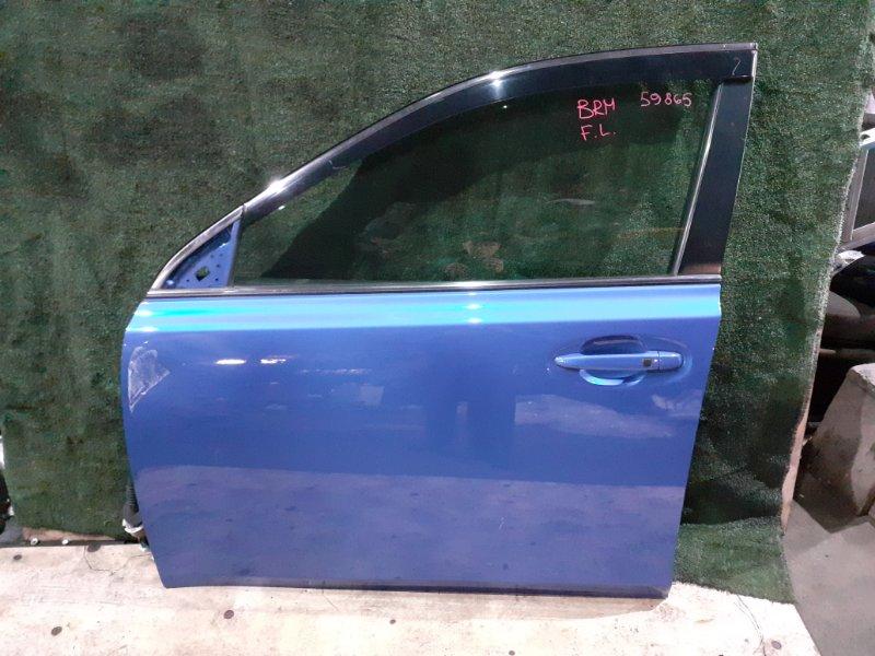 Дверь Subaru Legacy BRM FB25 передняя левая
