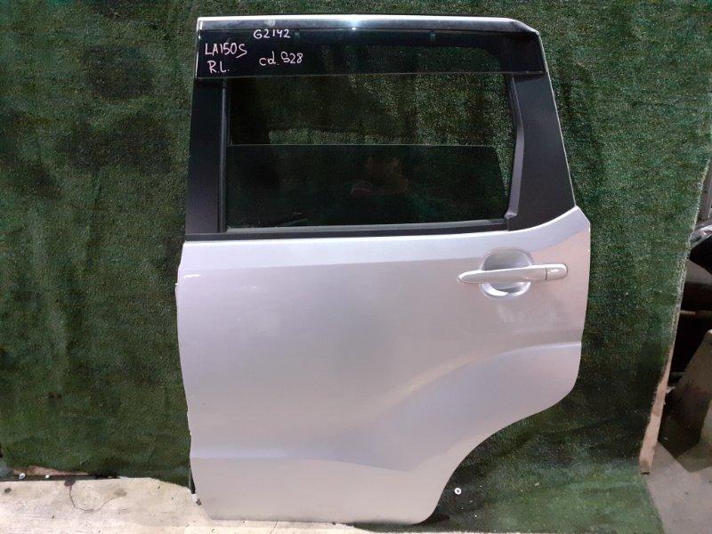 Дверь Daihatsu Move LA150S KF задняя левая
