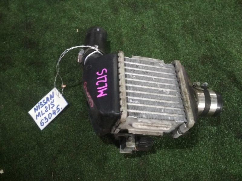 Интеркулер Nissan Roox ML21S K6A