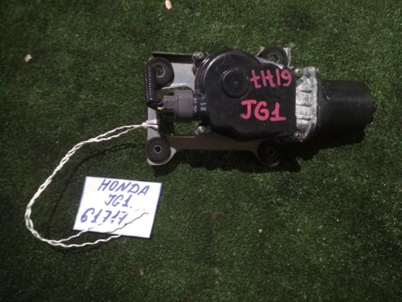 Мотор стеклоочистителя Honda N-One JG1 S07A