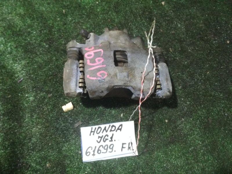 Суппорт Honda N-One JG1 S07A передний правый