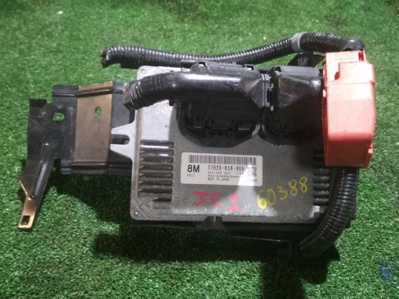 Блок efi Honda Life JC1 P07A