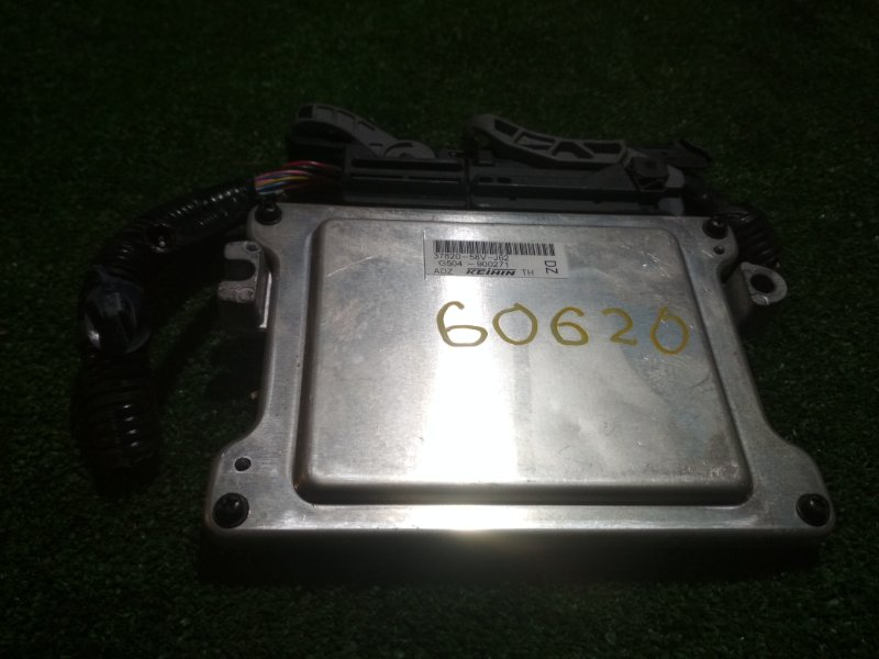 Блок efi Honda Fit GP6 LEB