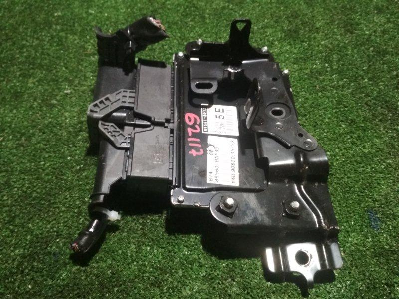 Блок efi Daihatsu Move LA150S KF