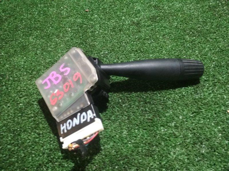 Переключатель поворотов Honda Life JB5 P07A левый