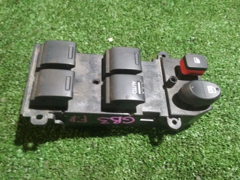 Блок управления стеклами Honda Freed Spike GB3 L15A передний правый