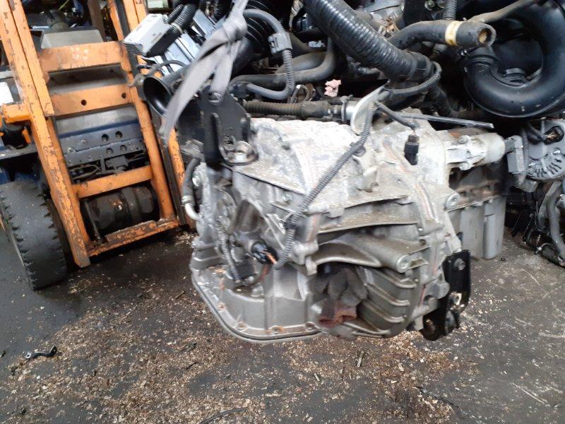Акпп Toyota Vitz SCP90 2SZ-FE