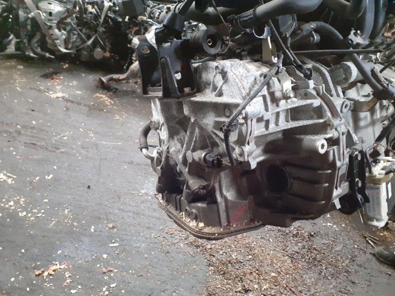 Акпп Toyota Vitz NSP130 1NR-FE
