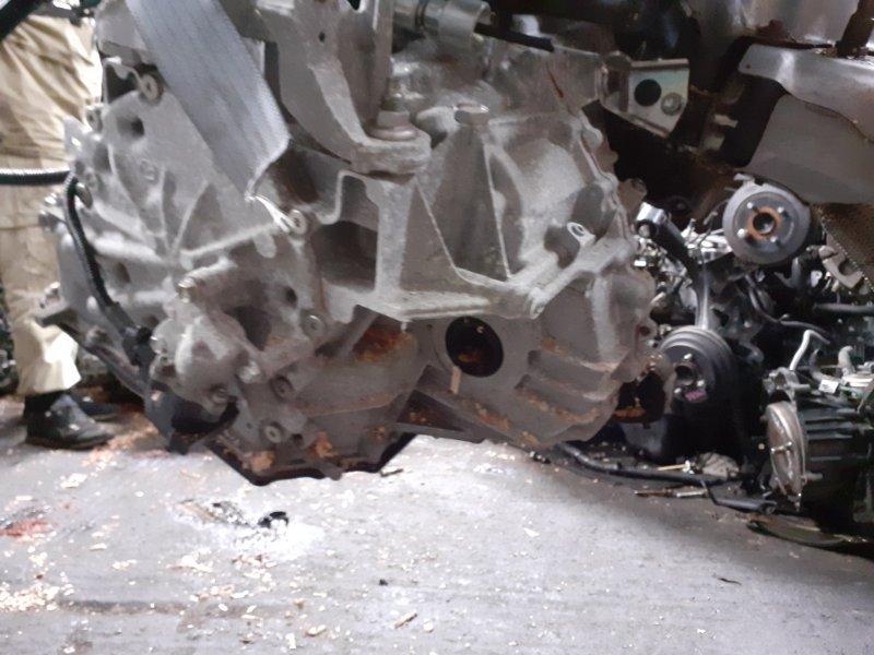 Акпп Mazda Axela BM5FS P5