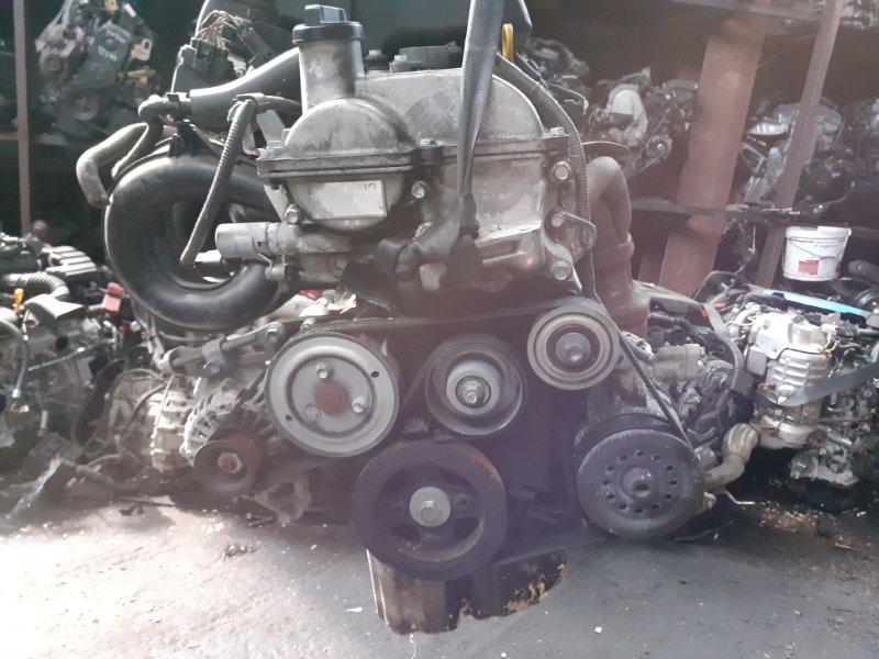 Двс Toyota Belta SCP92 2SZ-FE