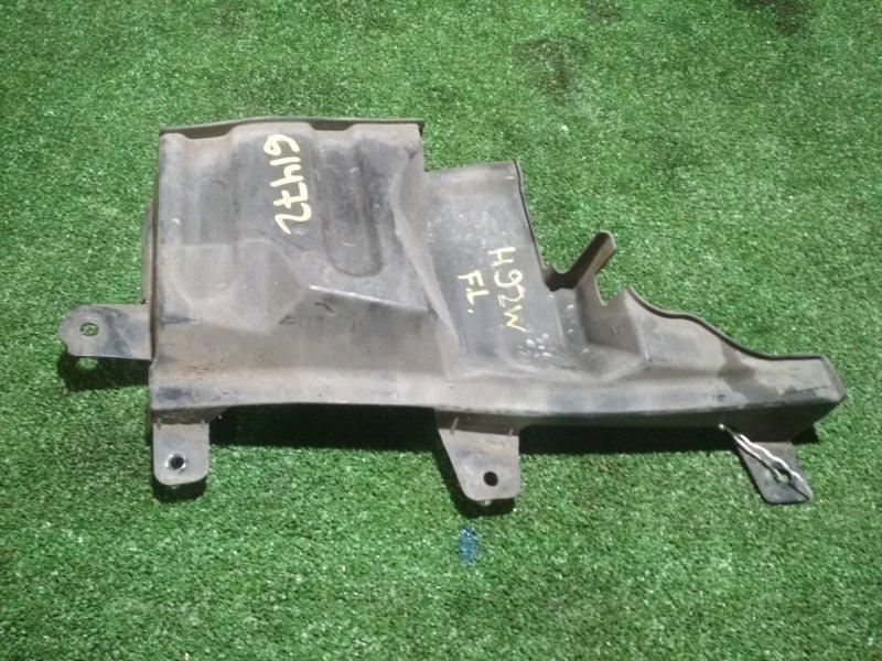 Защита двигателя Nissan Otti H92W 3G83 передняя левая