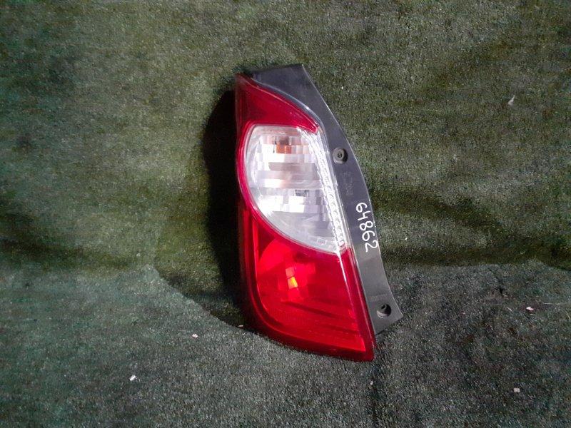 Стоп Suzuki Alto HA25S K6A левый