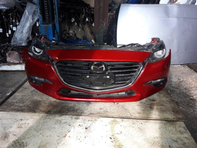 Nose cut Mazda Axela BM2FP SH 2016