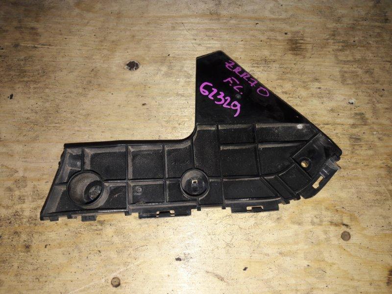Крепление бампера Toyota Noah ZRR70 3ZR-FE переднее левое