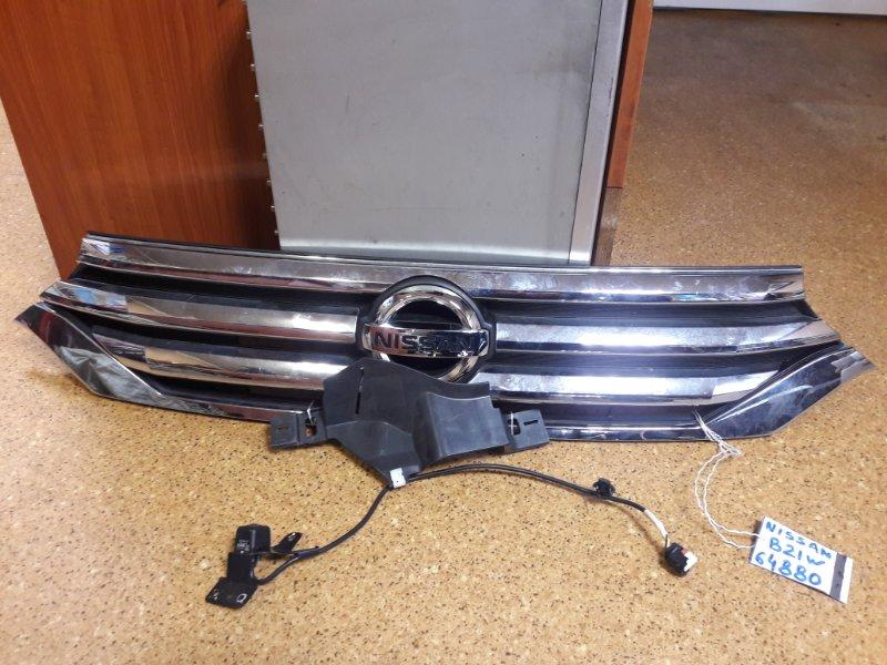 Решетка радиатора Nissan Dayz B21W 3B20