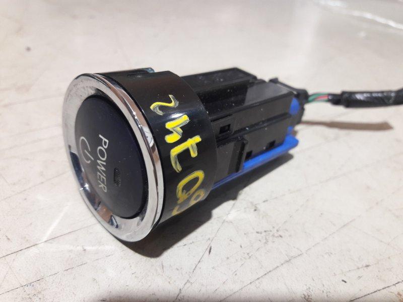 Кнопка старта Lexus Ct200H ZWA10 2ZRFXE
