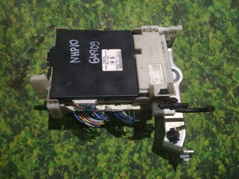 Блок bcm Toyota Aqua NHP10 1NZ-FXE