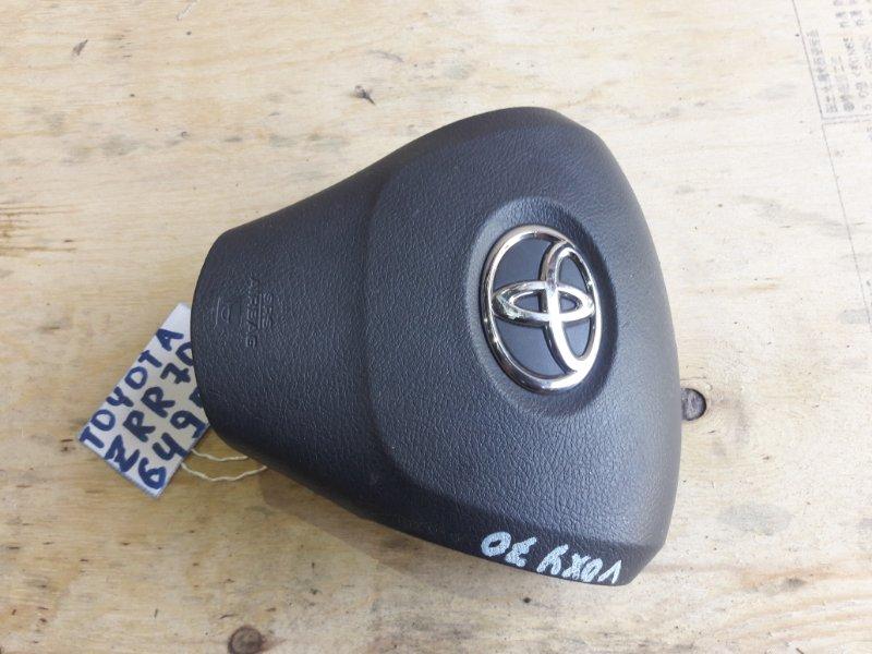Airbag на руль Toyota Noah ZRR70 3ZR-FE