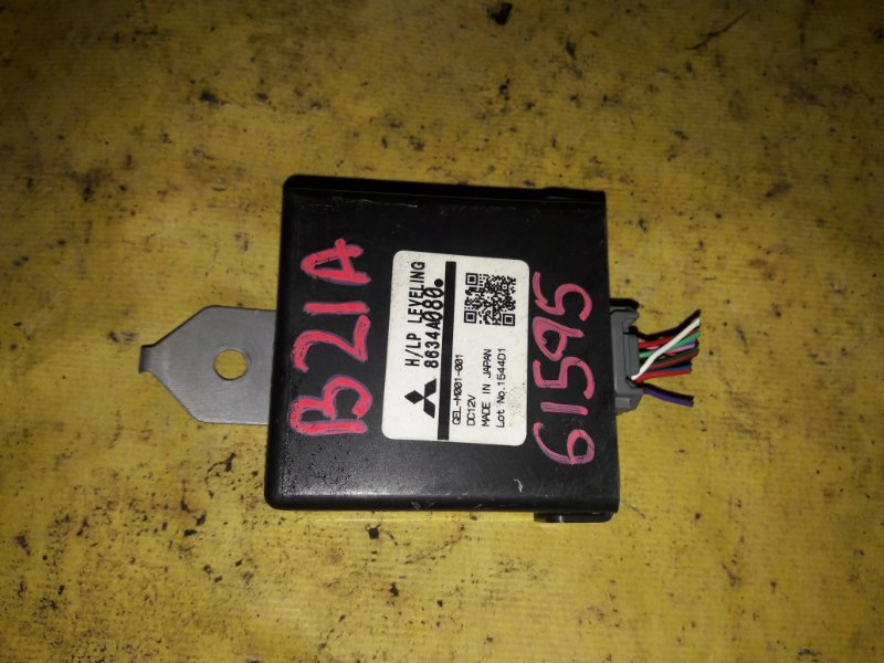 Блок управления Nissan Dayz Roox B21A 3B20