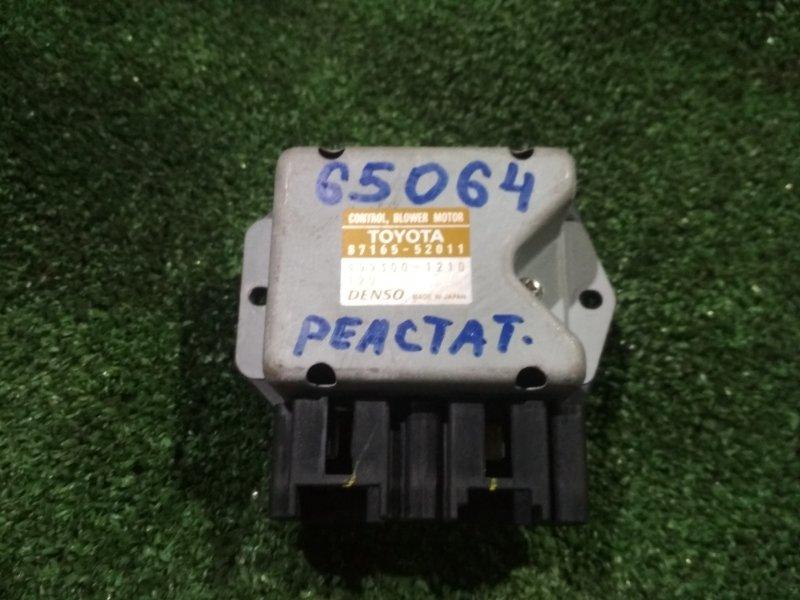 Реостат Toyota Sienta NCP81 1NZ-FE