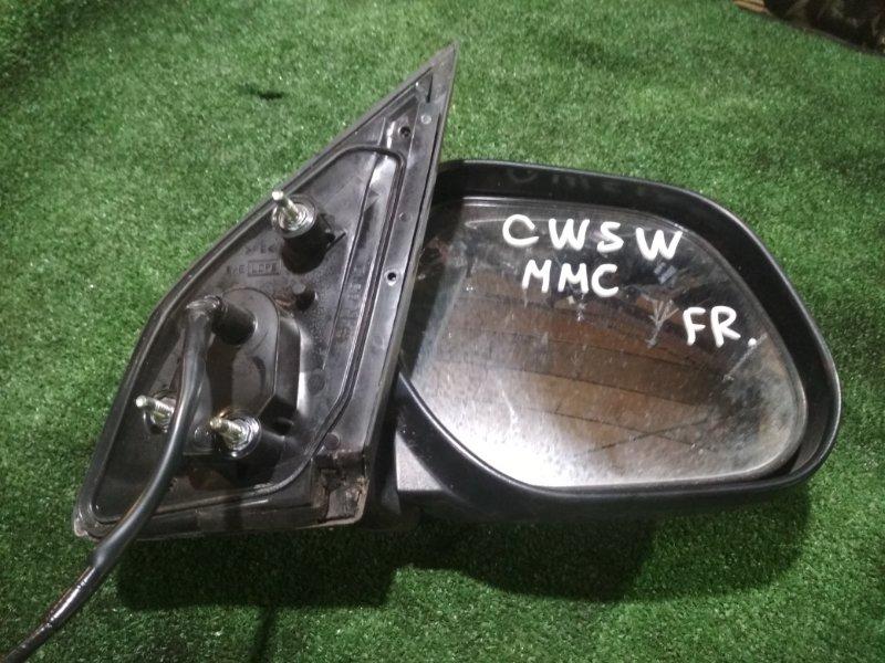 Зеркало Mitsubishi Outlander CW5W 4B12 правое
