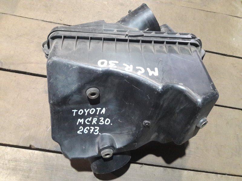 Корпус воздушного фильтра Toyota Estima MCR30 1MZ-FE