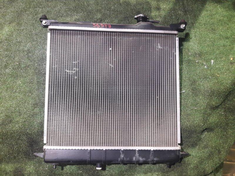 Радиатор Nissan Note E12 HR12DE