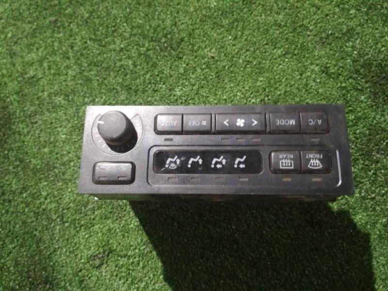 Климат-контроль Toyota Chaser GX100