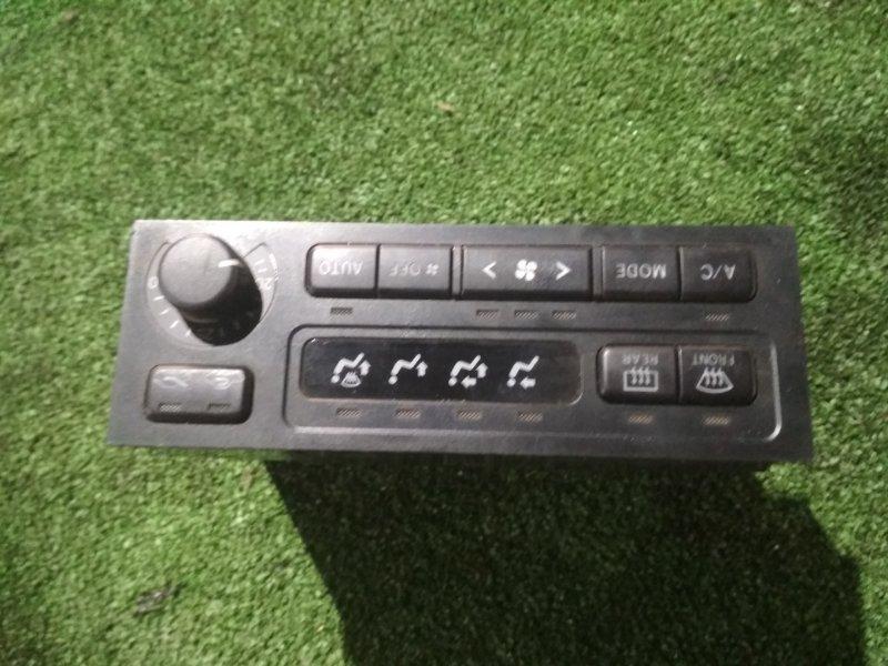 Климат-контроль Toyota Chaser GX100 1G-FE