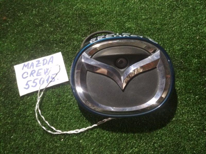 Камера заднего вида Mazda Premacy CREW задняя