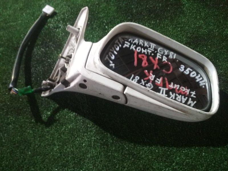 Зеркало Toyota Markii GX81 правое