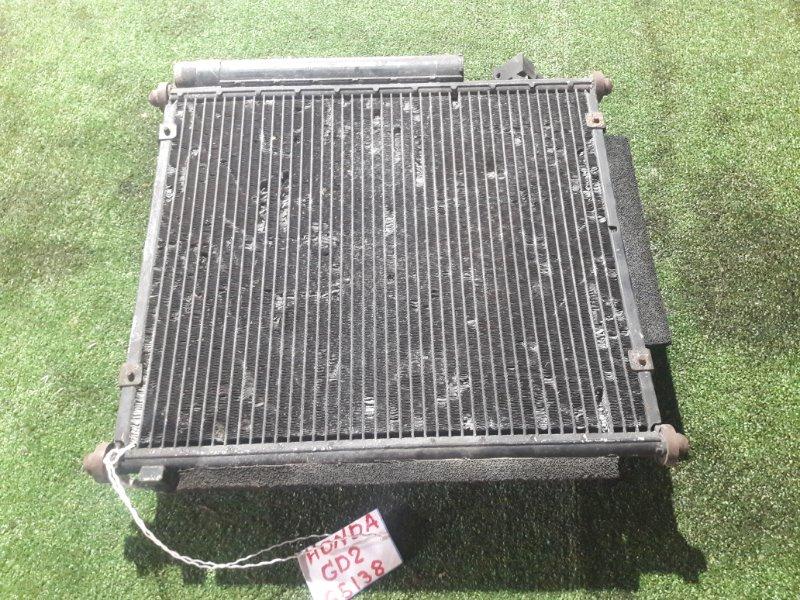 Радиатор кондиционера Honda Fit GD2 L13A