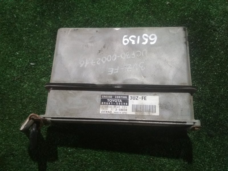 Блок efi Toyota Celsior UCF30 3UZ-FE