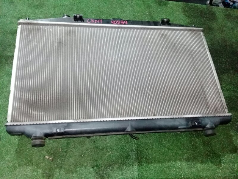 Радиатор Honda Accord CU2 K24A 2010