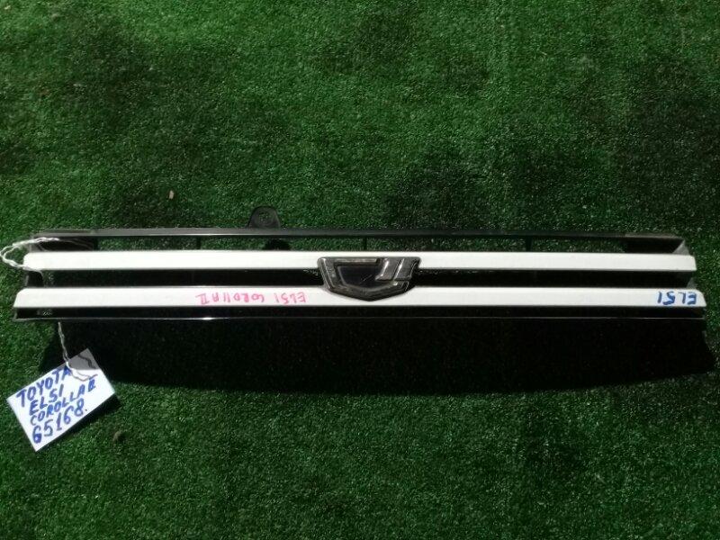Решетка радиатора Toyota Corolla Ii EL51 4E-FE