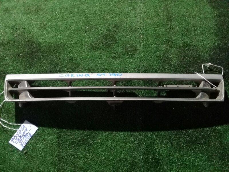 Решетка радиатора Toyota Carina AT191